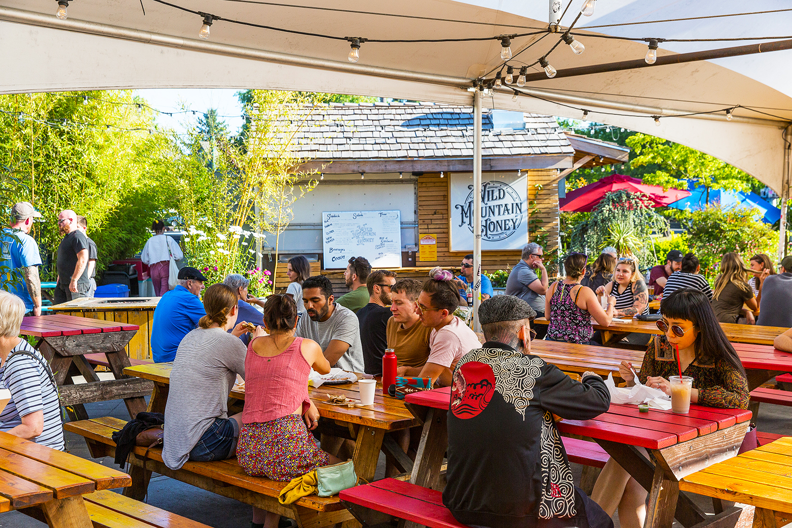 Food Cart Pods | The Official Guide to Portland