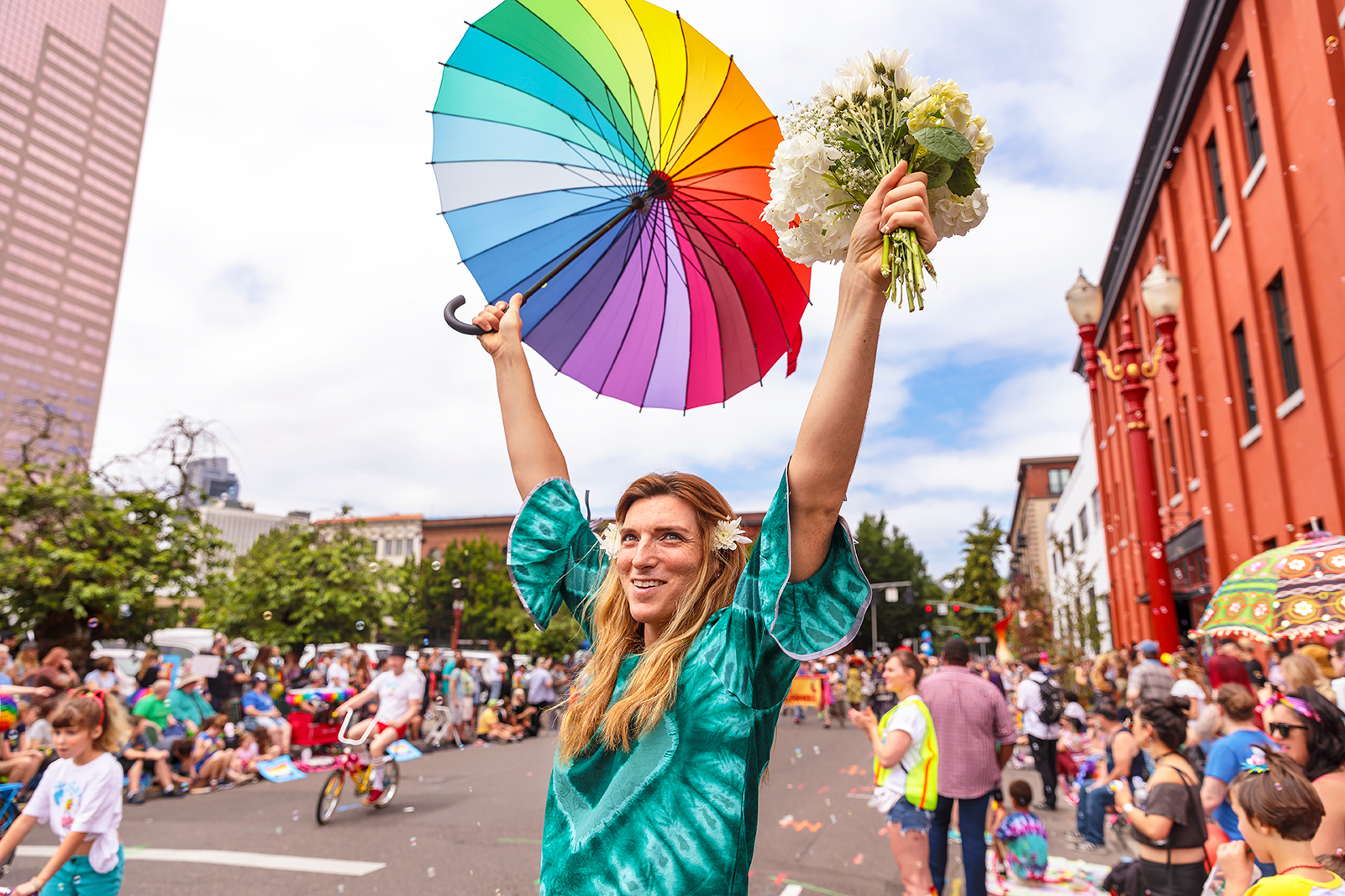 Rose Festival Parade 2020.June Events The Official Guide To Portland